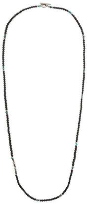 M. Cohen gemstone beaded necklace
