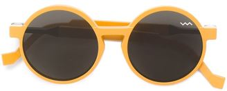 Vava round sunglasses $460.06 thestylecure.com