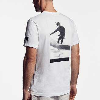 James Perse SURF GRAPHIC T-SHIRT