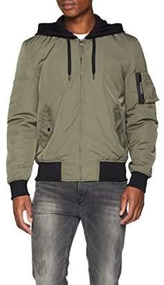 New Look Men's 5581405 Jacket,(Size:53)