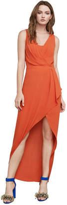 BCBGMAXAZRIA Tobyn Asymmetrical Dress