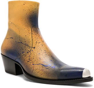 Calvin Klein Leather Tex C