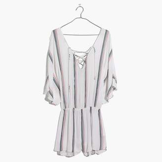 Madewell Tavik Harmony Cover-Up Romper