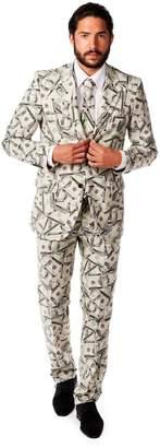 DAY Birger et Mikkelsen Opposuits Men's OppoSuits Slim-Fit Cashanova Suit & Tie Set