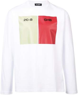 Raf Simons 2C-B GHB T-shirt