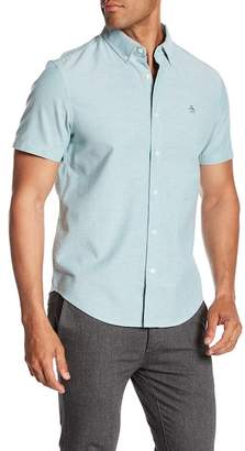 Original Penguin Updated Core Oxford Short Sleeve Slim Fit Shirt