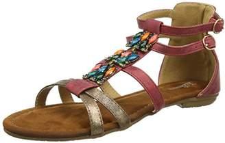 035df7ecfcd Joe Browns Women s s Arabian Sunset Sandals Gladiator (Red Gold)