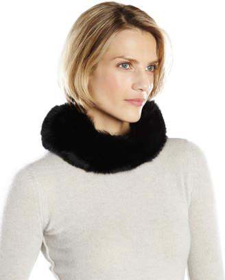 Surell Real Fox Fur Headband