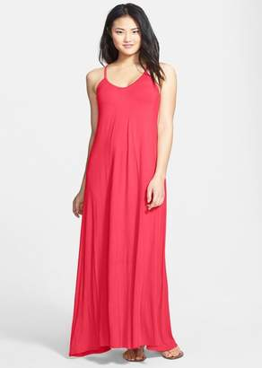 Loveappella Maxi Dress (Petite)