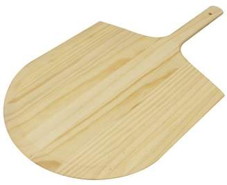 "Excellante Wooden Pizza Peel 14""X16"" Blade, 24"" Overall, Comes In Each"