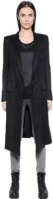 BLK DNM Coat 27 In Hemp Fabric