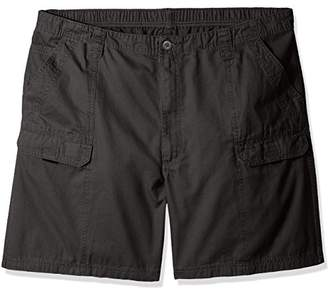 Wrangler Authentics Men's Big & Tall Utility Hiker Short