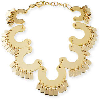 Lele Sadoughi Piñata Statement Necklace