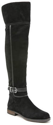 Franco Sarto Crimson Over-The-Knee Suede Boots