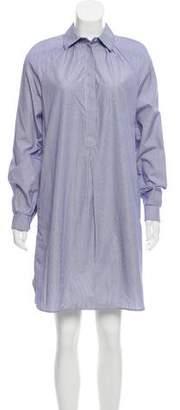 ATEA OCEANIE Long Sleeve Mini Dress