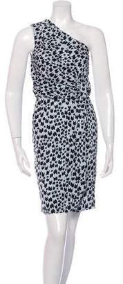 Diane von Furstenberg Agantha Silk Dress
