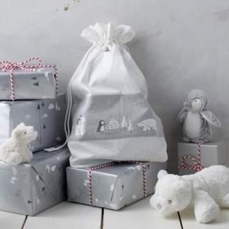The White Company Snowy & Lumi Present Sack