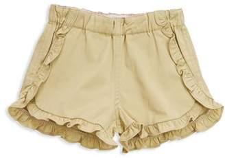 Sovereign Code Girls' Chella Ruffle Shorts - Little Kid, Big Kid