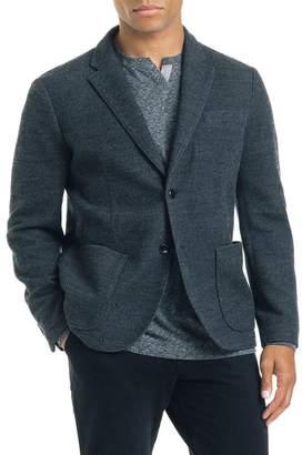 Good Man Brand Slim Fit Double Face Sport Coat