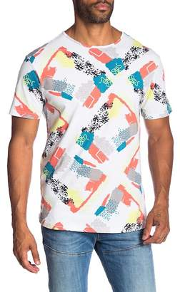 NATIVE YOUTH Effervescence Printed Tee