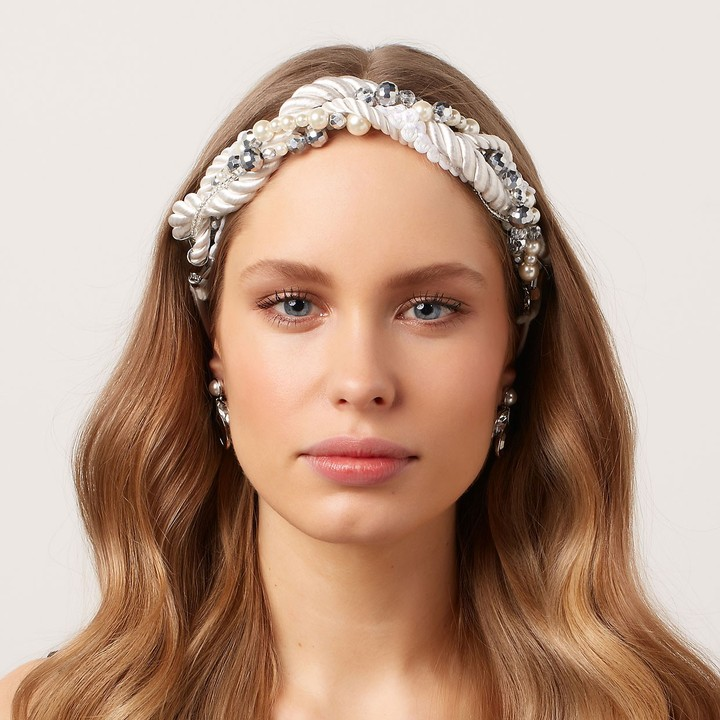 Mimco Garland Pearl Headband