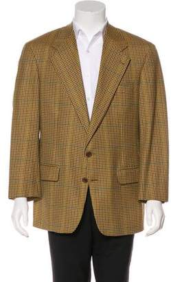 Nigel Cabourn Wool Two-Button Blazer