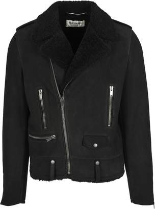 Saint Laurent Sherling Biker