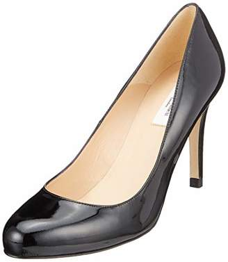 662ec5fd1a35 LK Bennett Women s Stila-Single Sole Round Closed-Toe Pumps