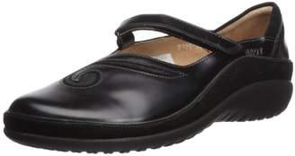 Naot Footwear Womens Matai Lgguage Brown Leather Shoes 38 EU