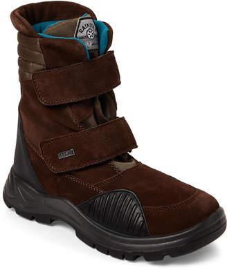 Naturino Kids Boys) Brown Abetone Waterproof Winter Boots