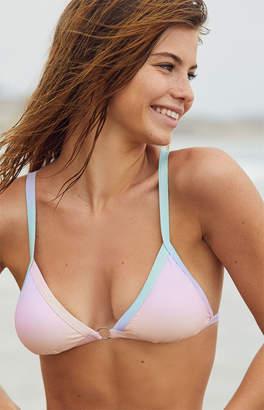 Salero Swim Wide Strap Triangle Bikini Top