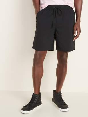 Old Navy Built-In Flex Street-to-Swim Hybrid Shorts for Men -- 9-inch inseam