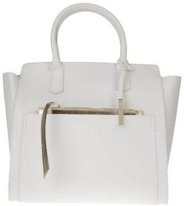 Innue' Large leather bag