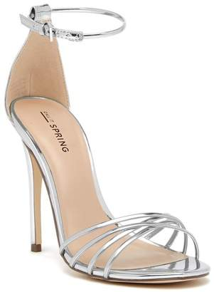 Call it SPRING Fiwien Ankle Strap Heeled Sandal
