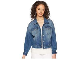 7 For All Mankind Bubble Jacket Women's Coat
