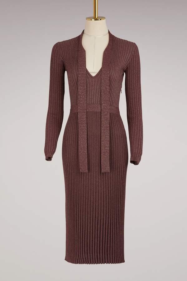 Prada Long sleeves dress