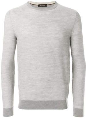 Loro Piana long sleeved sweater
