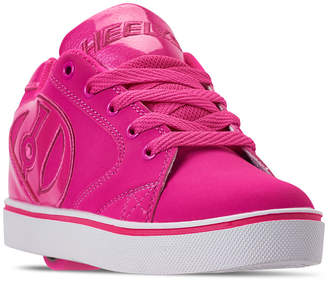 Heelys Girls' Vopel Wheeled Skate Casual Sneakers from Finish Line