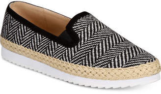 Callisto Tight Line Espadrille Slip-On Sneakers Women's Shoes