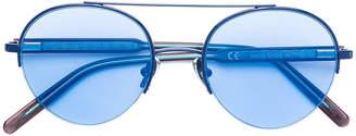 RetroSuperFuture round sunglasses