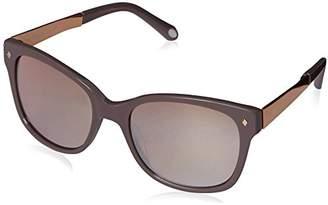 Fossil Women's FOS2012S Wayfarer Sunglasses