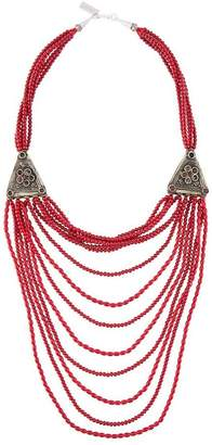 Night Market long beaded necklace