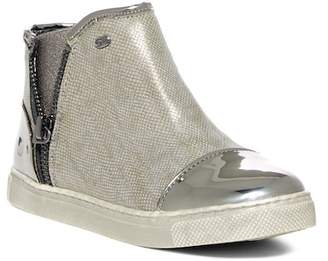Naturino Express Celia Metallic Embossed Boot (Toddler & Little Kid)