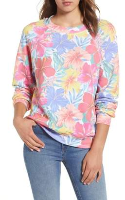 Wildfox Couture Tropicalia Sommers Sweatshirt