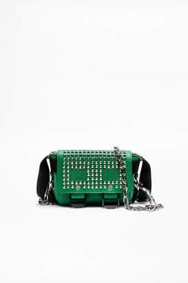 Zadig & Voltaire Ready-Made Nano Clous Bag