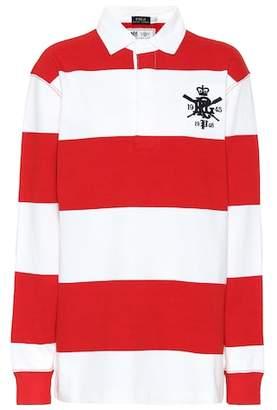 Polo Ralph Lauren Striped cotton polo shirt
