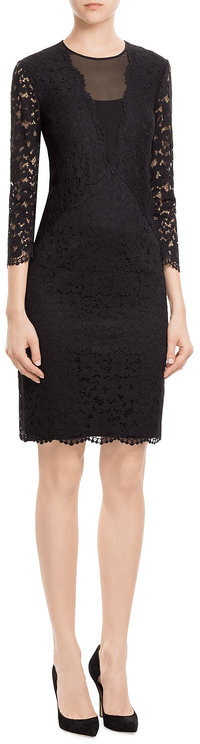 DKNYDKNY Lace Sheath Dress