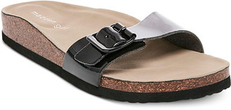 Madden Girl Baallot Sandals $49 thestylecure.com