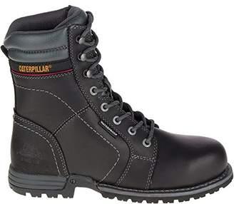 Caterpillar Women's Echo Waterproof Steel Toe Construction Boot