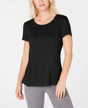 Ideology Tie-Back T-Shirt, Created for Macy's